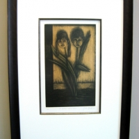 jude-griebel-brother-sister-etching-framed