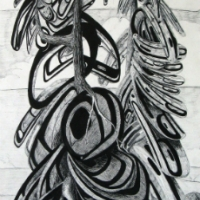 lpy-twin-warrior-trees-ink-drawing-2009